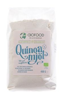 Biofood Quinoamjöl 400 g Ekologisk