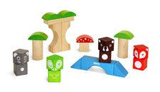 Forest Animal Blocks, Brio (30439)