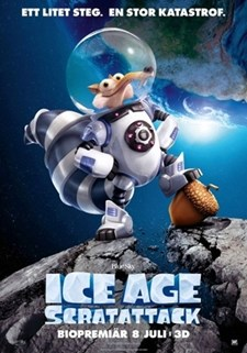 Ice Age 5: Scratattack (Blu-ray)