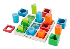 Shape Sequence Sorting Set, Melissa & Doug