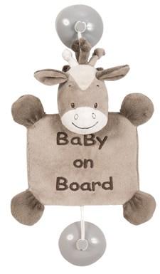Baby on Board, Noa Häst, Nattou