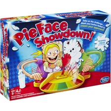 Spel, Pie Face Showdown!