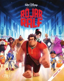 Disney Klassiker 51 - Röjar-Ralf (3D Blu-ray)