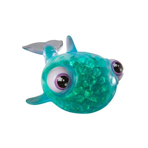 Bubbleezz Animalzz Small  blå Whale - figurer & miniatyrer