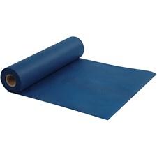 Bordslöpare av imiterat tyg Mörkblå