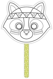 Graffy Stick, Apassi-pesukarhu