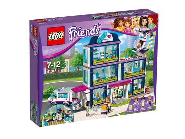 Heartlakes sjukhus, LEGO Friends (41318)