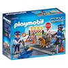 Polisvägspärr, Playmobil City Action (6924)