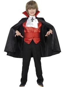 Kreivi Dracula Lasten Naamiaisasu