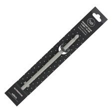 Virknål 6mm Aluminium 15cm