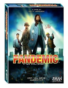 Pandemic, Strategispill