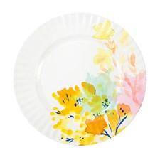 Tallerkener Blomstrete 8-pakning