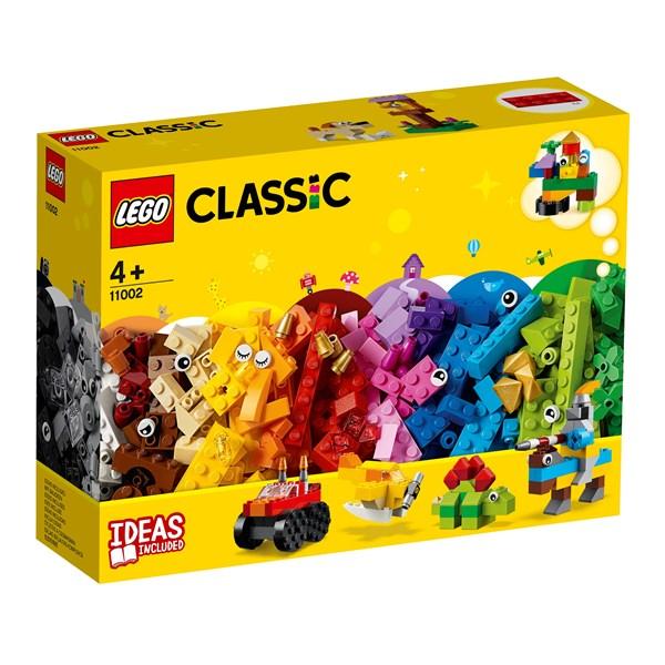 Klossar och idéer  LEGO®Classic (11002)  Lego - lego & duplo