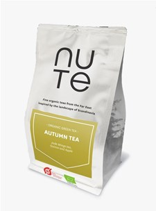 NUTE Te Green Autumn 100 g Ekologiskt
