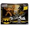 Batman Batcycle med figurer