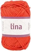 Lina 50gr Rød (16213)