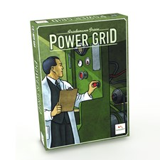 Power Grid, Strategispel (SE/FI/NO/DK)