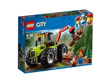 Metsätraktori, LEGO City Great Vehicles (60181)