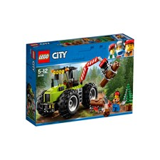 Skogstraktor, LEGO City Great Vehicles (60181)