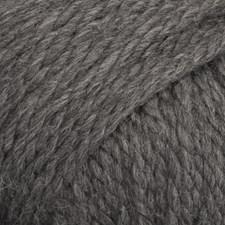 Drops, Andes Mix, Garn, Ullmiks, 100 g, Mørk grå 0519