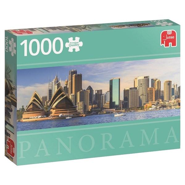 Sidney, Panorama pussel 1000 bitar, Jumbo
