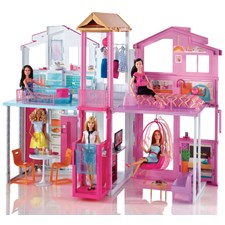 Townhouse, Barbie