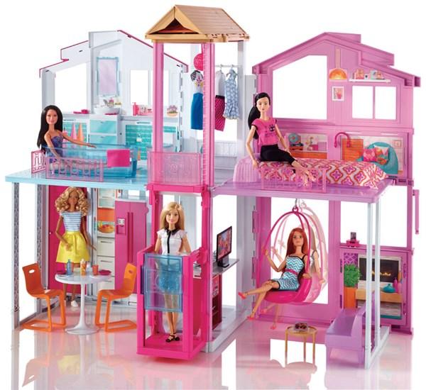 Townhouse, Barbie