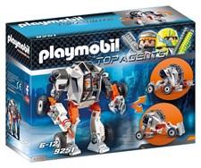 Agent T.E.C:s robot, Playmobil Top Agents (9251)