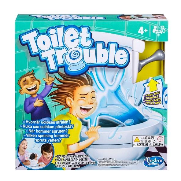 Toilet Trouble, Spill, Hasbro