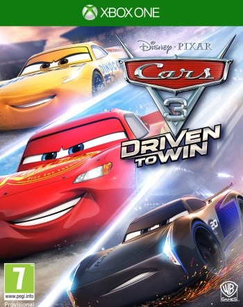 Cars 3 - Driven to Win  Warner Games - xbox one