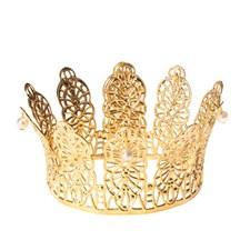 Guldig prinsesskrona