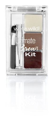 Wet n' Wild ColorIcon Brow Kit Ash Brown Kulmakynä