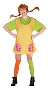 Pippi Långstrump Maskeraddräkt
