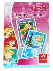 Firkort / Kvartettspill Disney Prinsesser