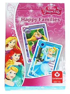 Kvartettspel Disney Prinsessor