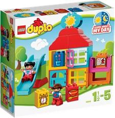 Mitt första lekhus, LEGO DUPLO My First (10616)