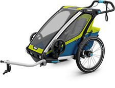 Thule Chariot Sport2 Cykelvagn, Chartreuse