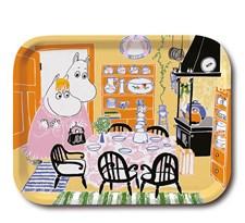 Opto Design Mumin Kitchen Bricka 27 x 20 cm Gul