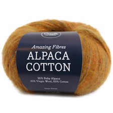 Adlibris Alpaca Cotton 50g Lion Twist A689