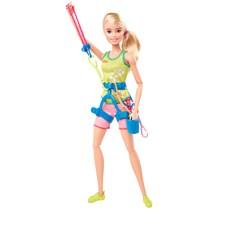 Barbie OL Klatring Dukke