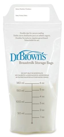Mjölkförvaringspåsar, Dr.Brown