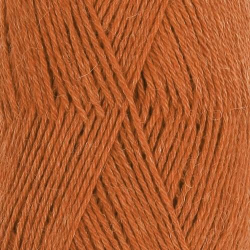 Drops Nord Mix Lanka Alpakkasekoitus 50g Rust 11