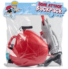 Soak Attack Backpack