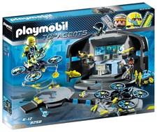 Dr. Drones kommandosenter, Playmobil Top Agents (9250)