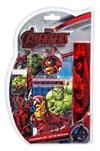 Skrivesett i 5 deler, Avengers