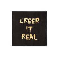 Servetit Barock Creep It Real 16-pakkaus