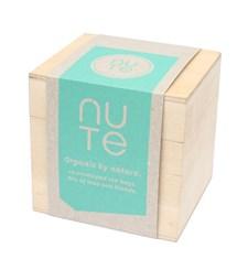 NUTE Te Träask Tepåsar 10 st Blandade Tesorter Ekologisk