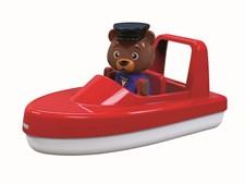 Speedbåt med figur, AquaPlay