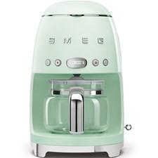 Smeg Kaffebryggare DCF02PGEU Pastellgrön