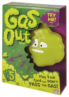 Gas Out pruttspill, Mattel